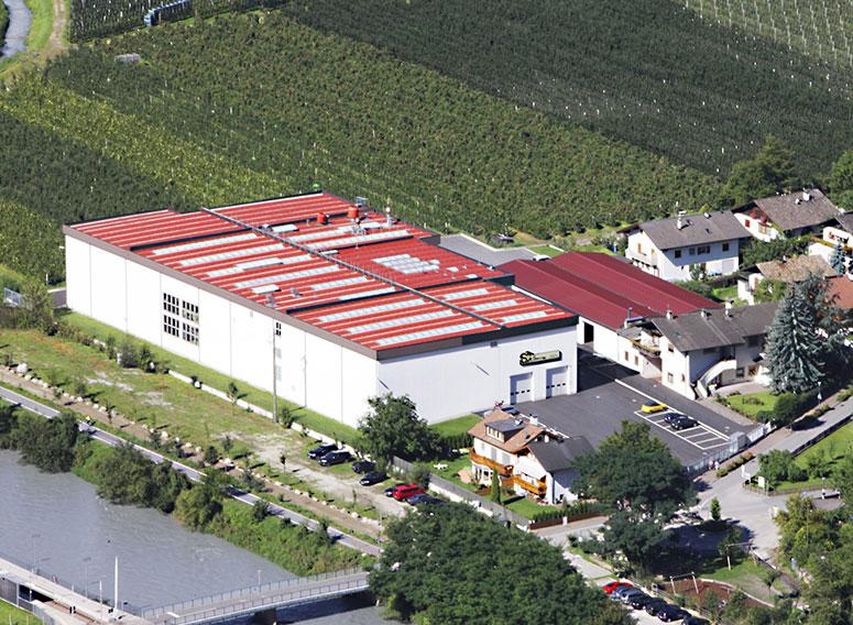 Schreyögg Firmengebäude Tirol