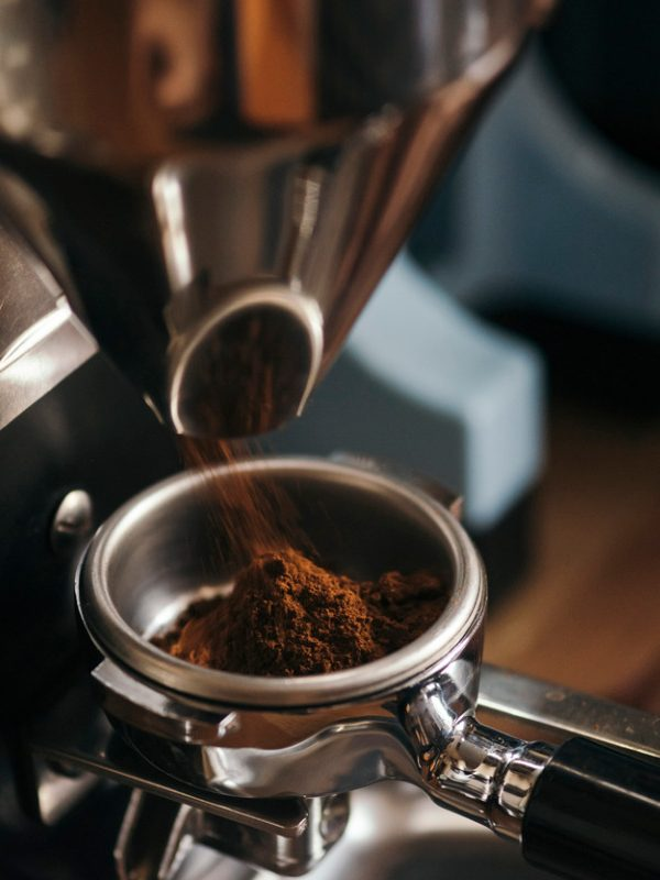 Kaffeemahlung für den Siebträger