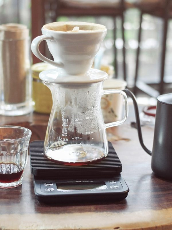 Kaffee brühen mit dem Handfilter