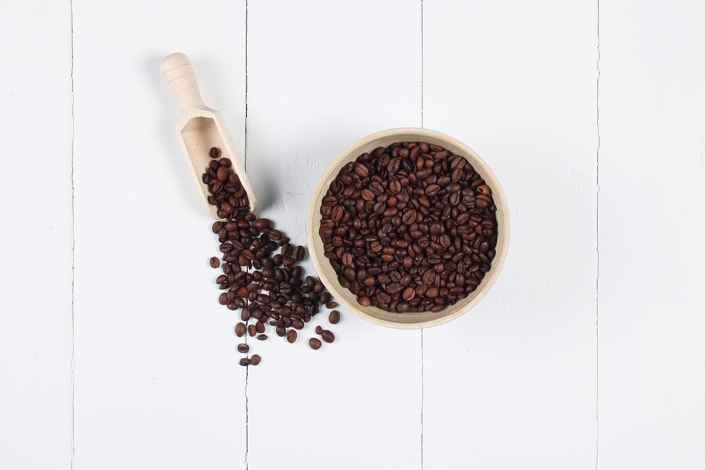 Bohnenbild Lavazza Crema e Aroma