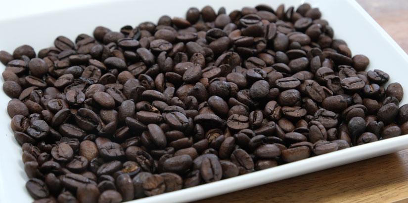 Bohnenbild Aromatico 5 Stelle Espresso