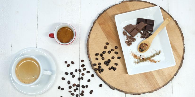 Geschmacksnuancen 3 Stelle Espresso