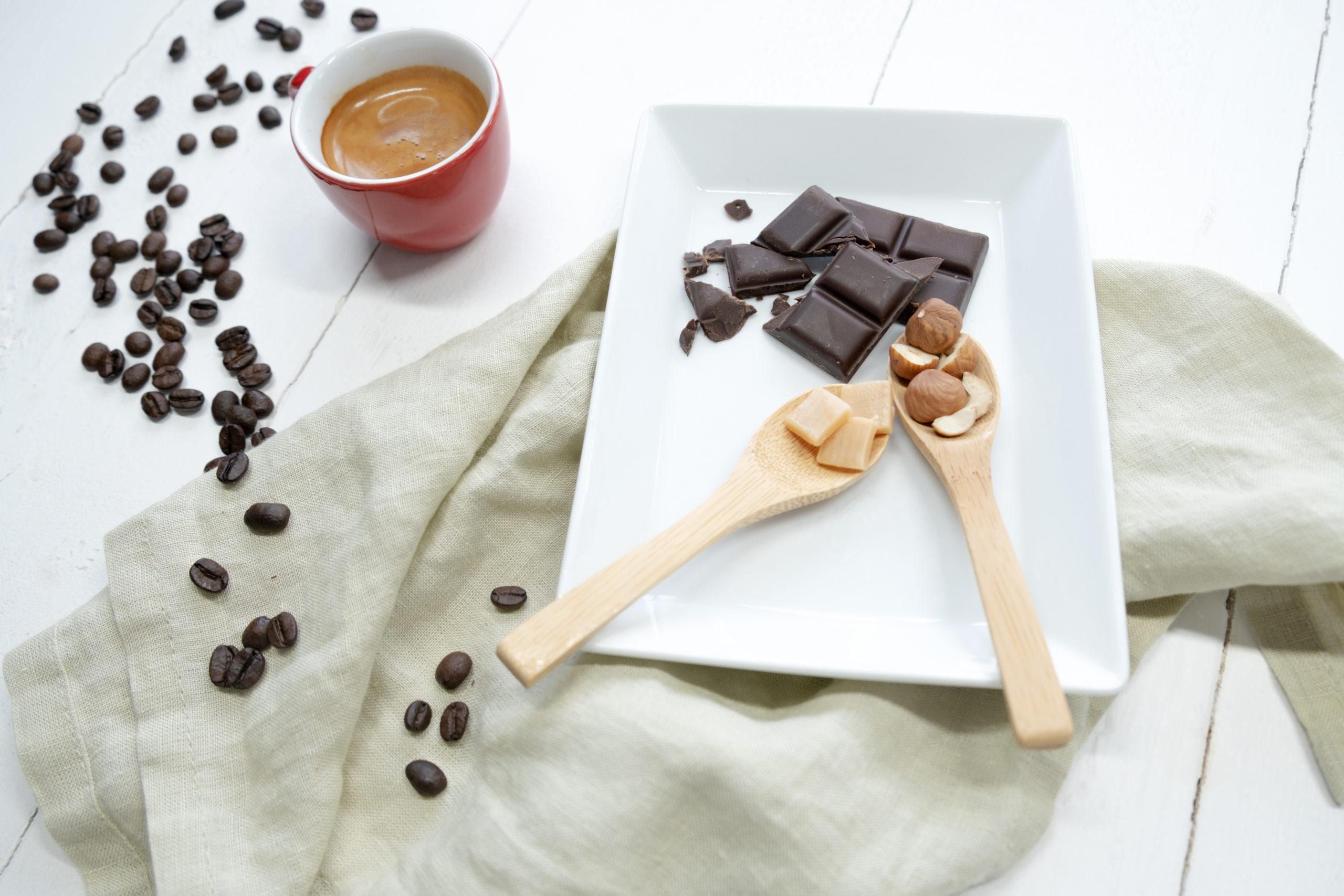 Geschmacknuancen 5 Stelle Espresso