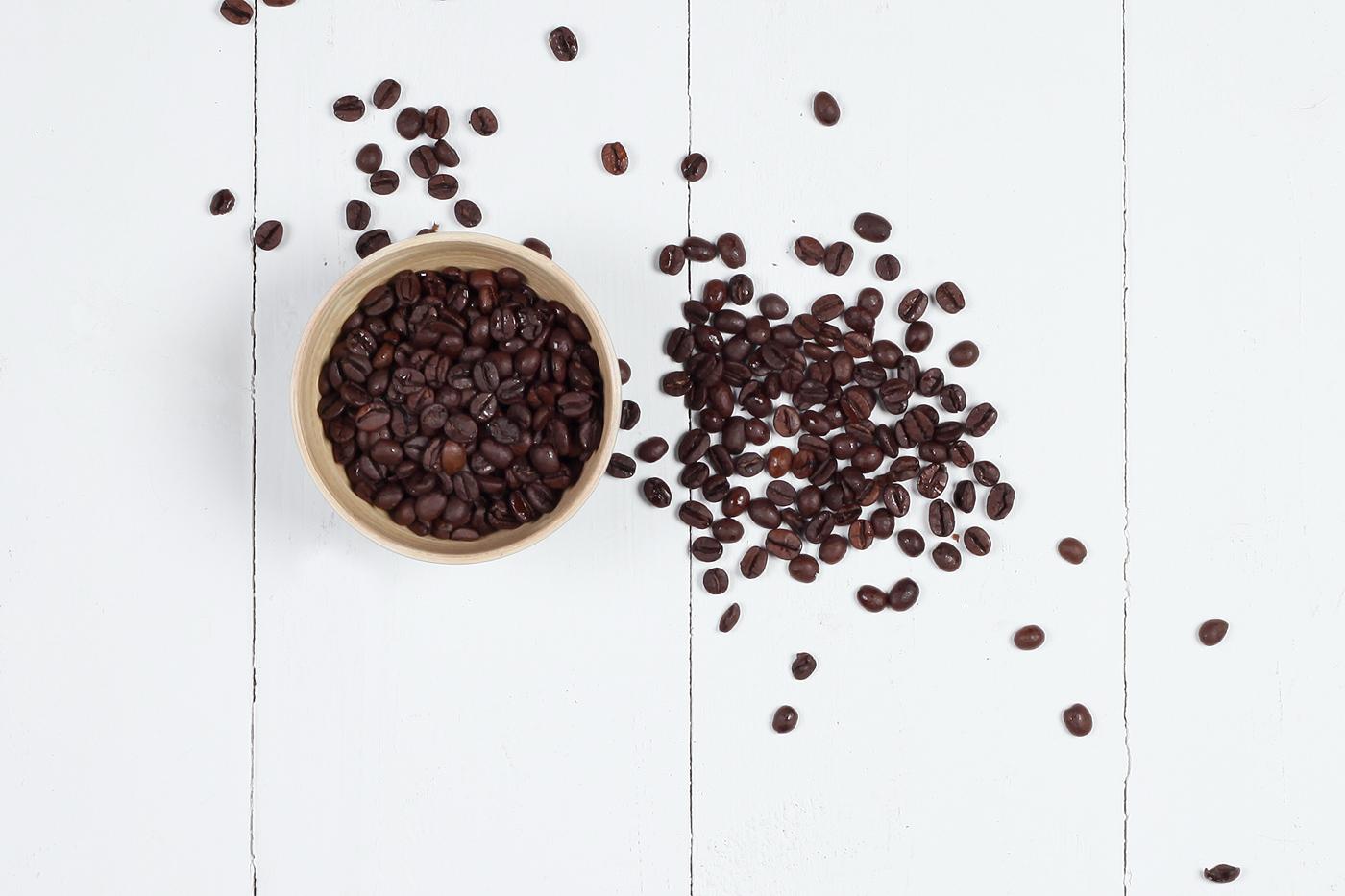 Bohnenbild Caffè del Doge Nero
