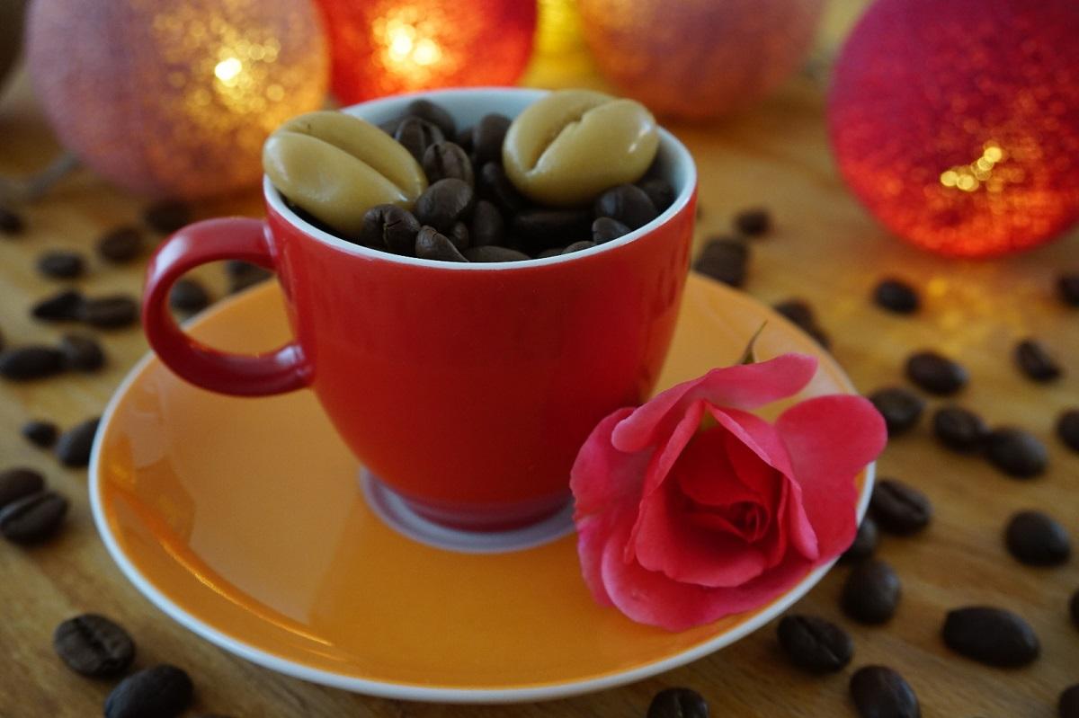 Espresso Karamell Fudge