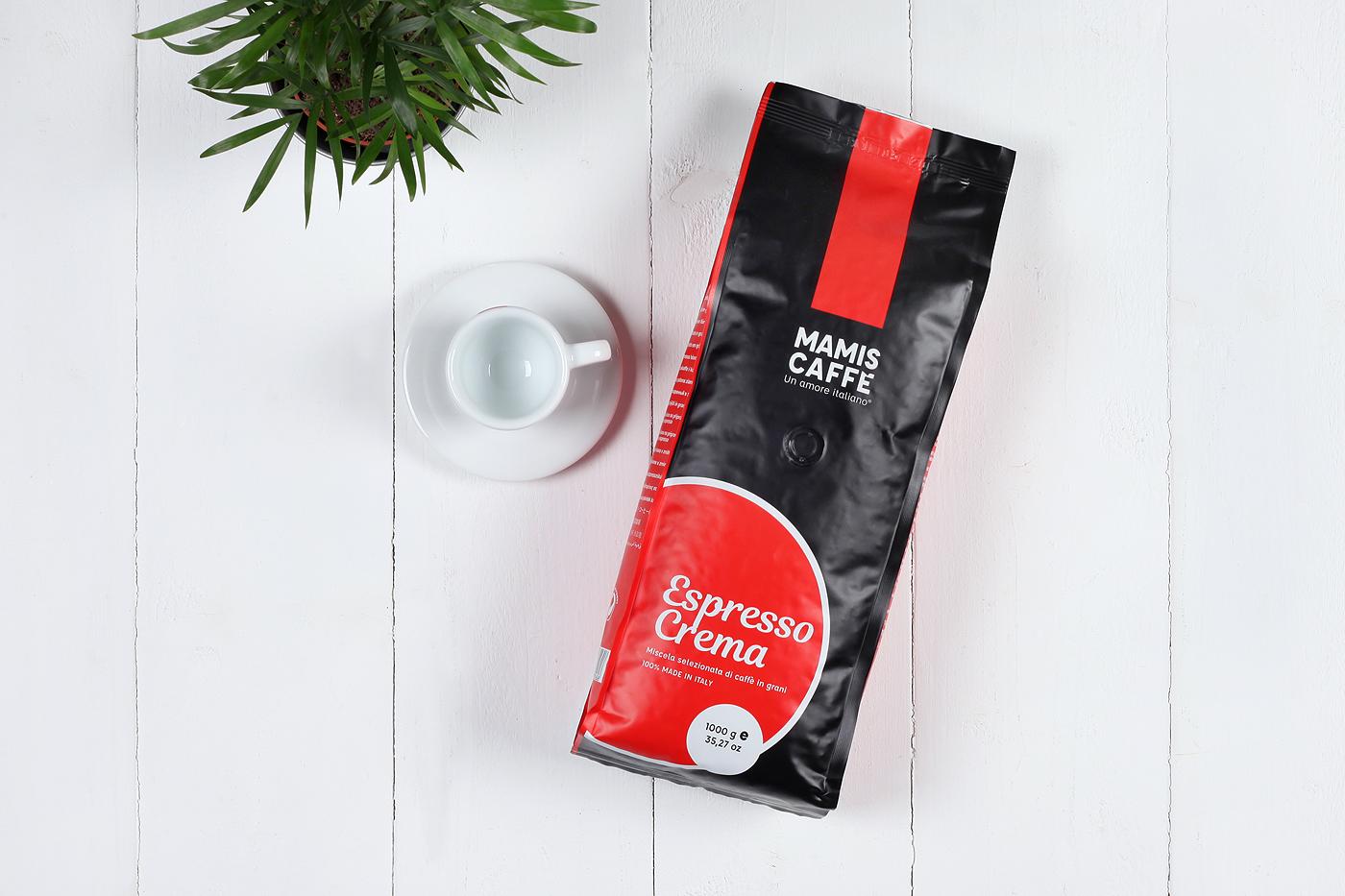 Mamis Caffe_Espresso Crema