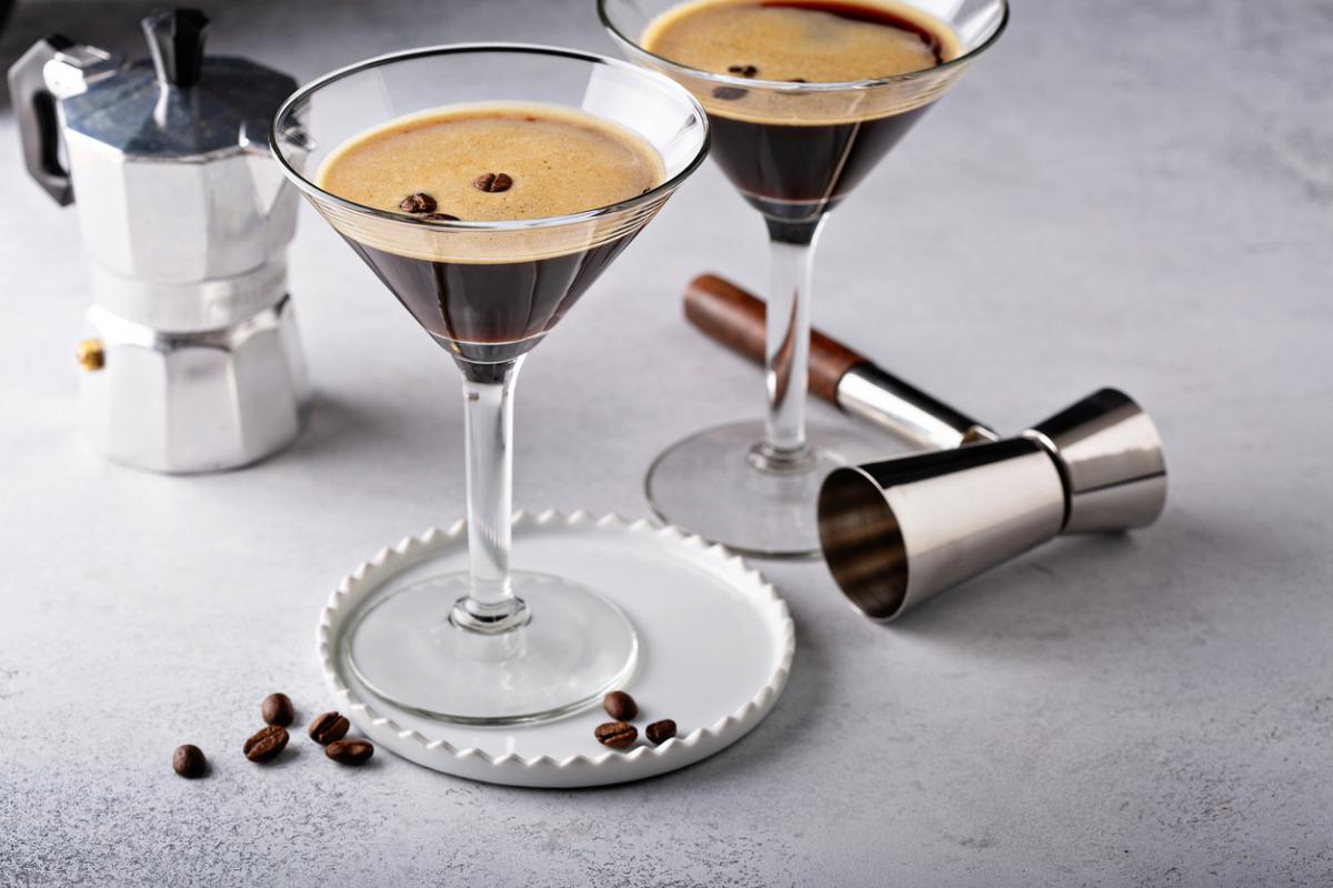 Espresso Martini Gläser