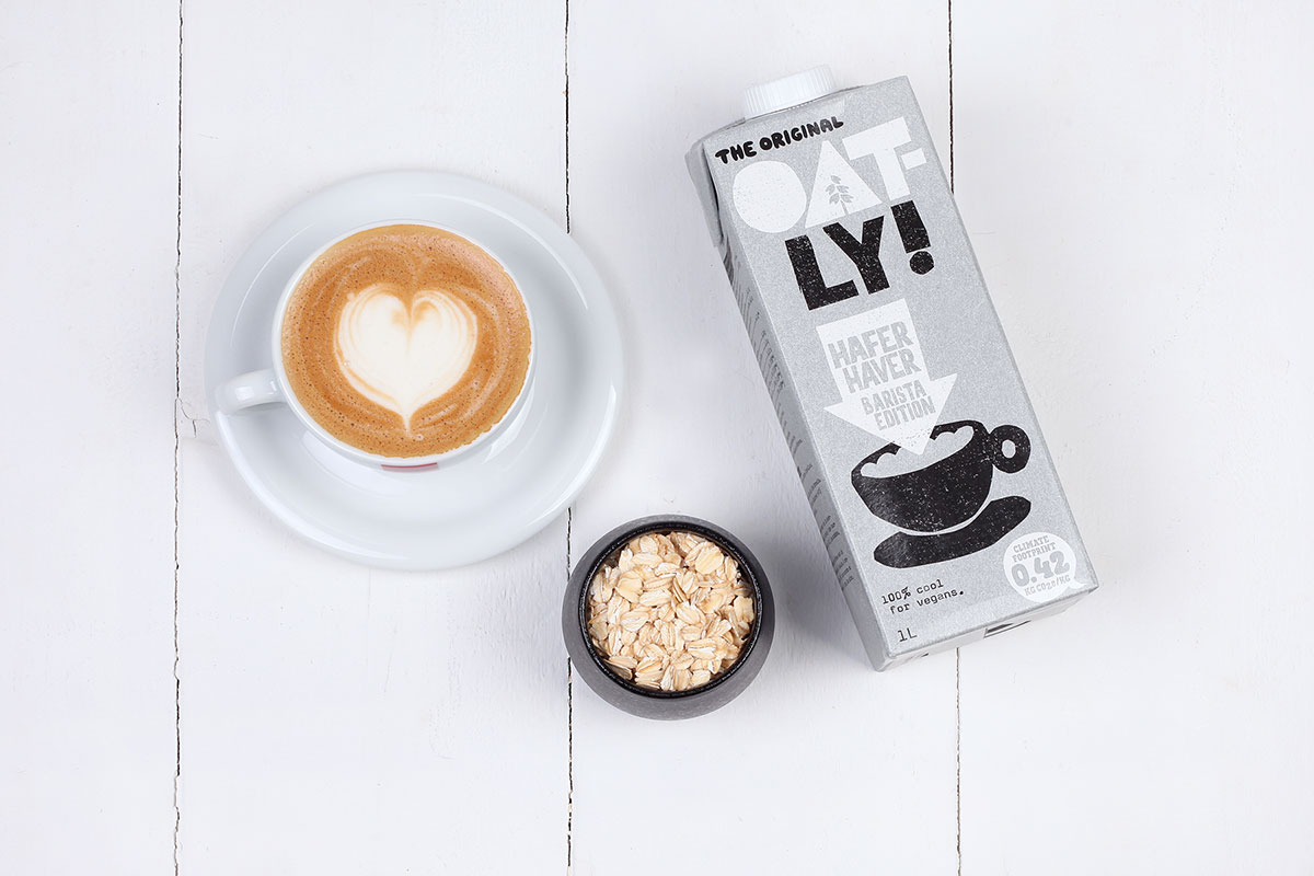 Oatly Barista Haferdrink