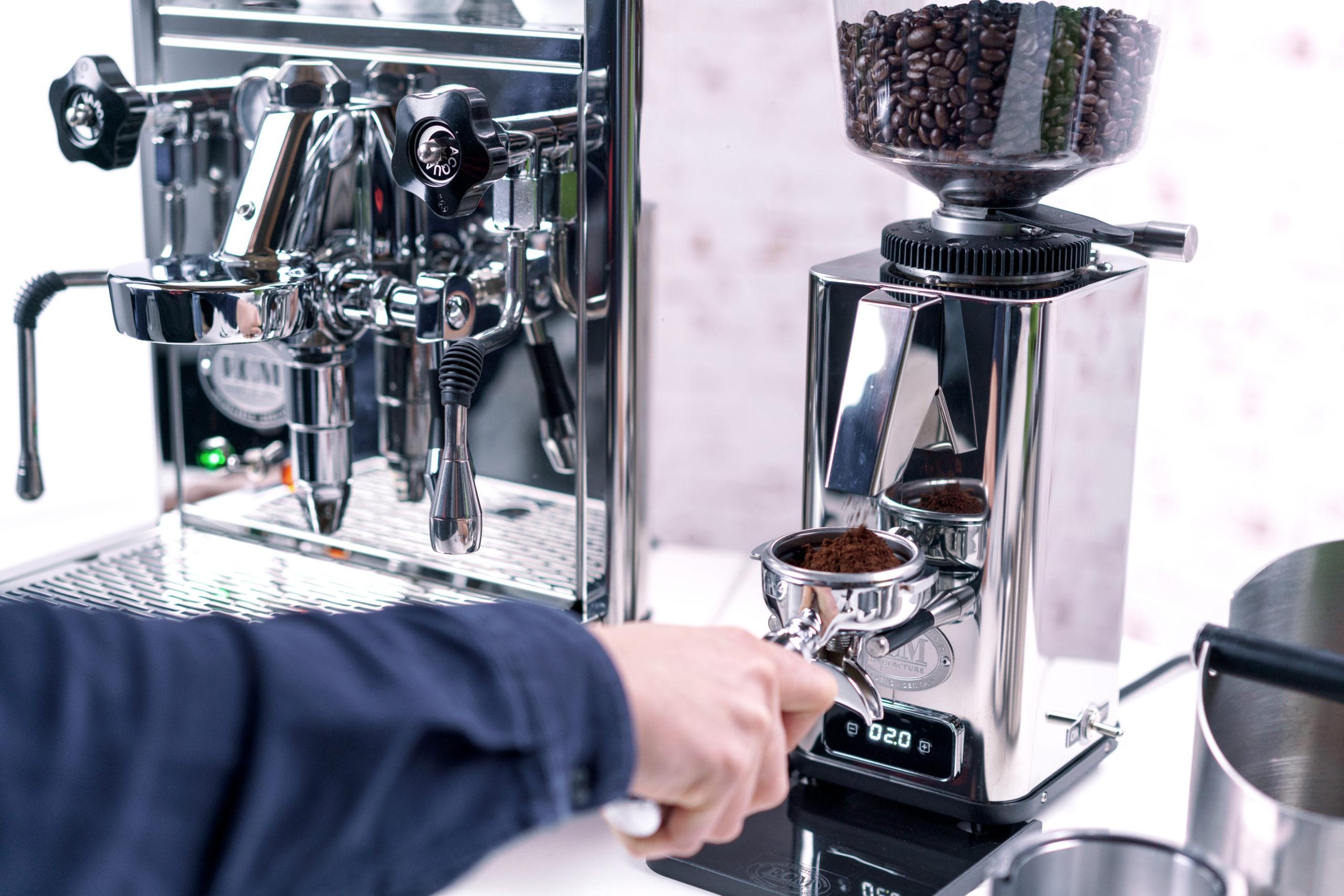 Elektrische kaffeemühle rossmann