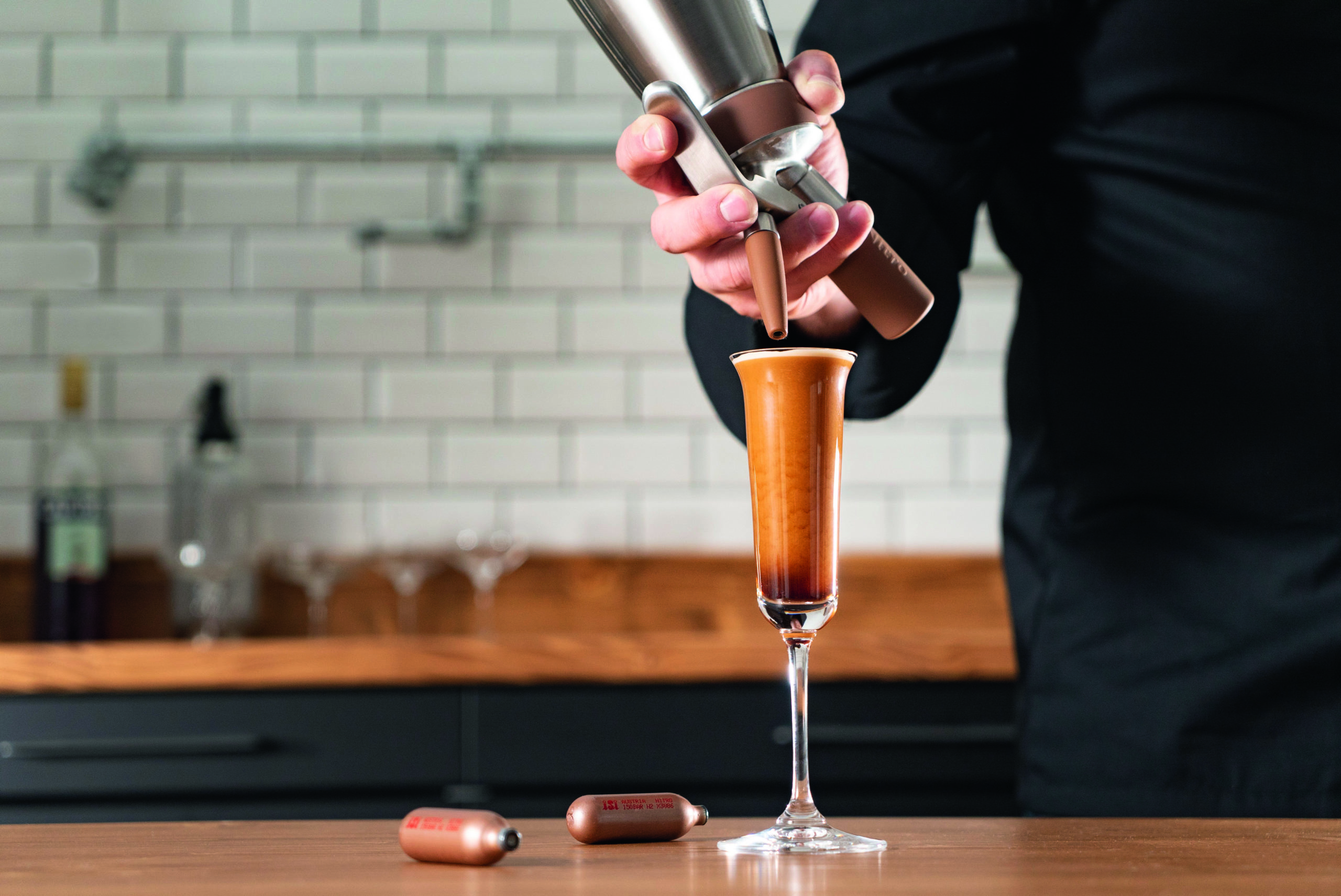 iSi Nitro Cocktails