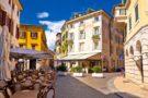 Cafe in Italien