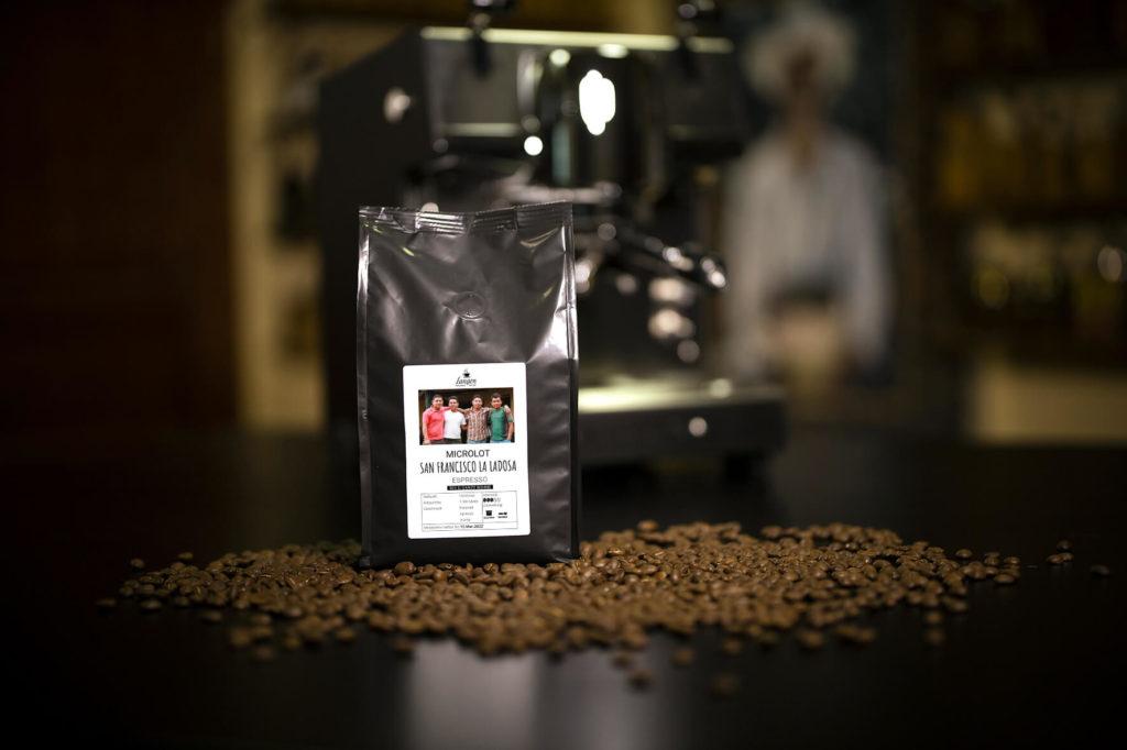 Langen Microlot Espresso