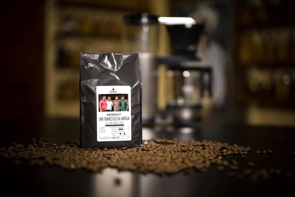 Langen Microlot Filterkaffee