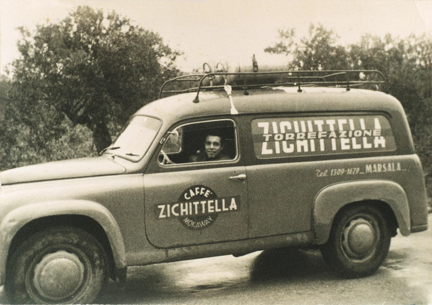 Traditionelles Zicaffè Auto