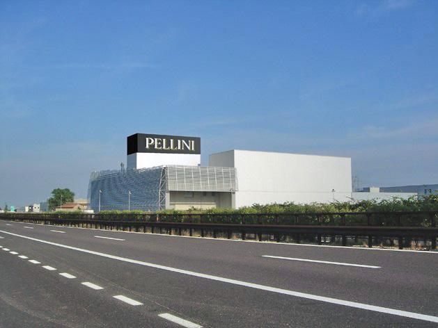 Pellini Caffè Unternehmensgebäude