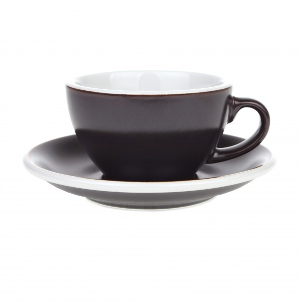 Cappuccinotasse Egg Brown