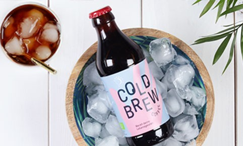 Good Spirits Cold Brew Flasche
