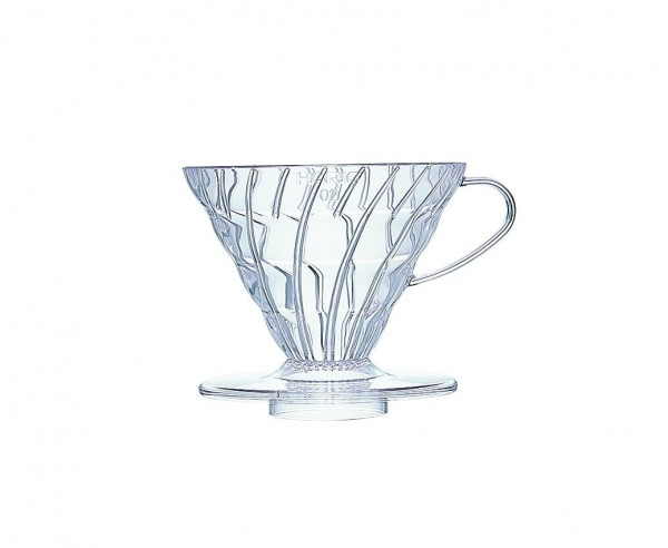 V60 Coffee Dripper 02 Clear