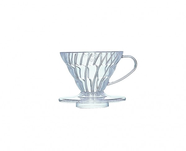 V60 Coffee Dripper 01 Clear