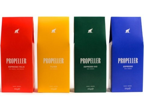 Propeller by Five Elephant Roastery Sortiment