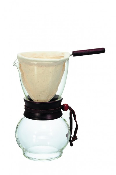 Hario - Drip Pot Woodneck 480 ml